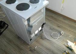 Установка, подключение электроплит город Элиста