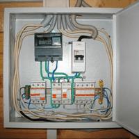 Монтаж, установка, замена, ремонт электрического щитка в Элисте. Ремонт электрощита Элиста. Индивидуальный квартирный электрощит в Элисте